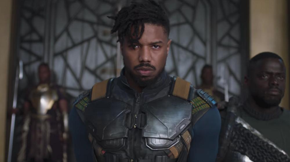 Erik Killmonger Michael B. Jordan Black Panther 2 Marvel MCU / Filmz.dk