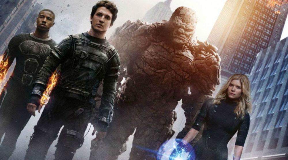 Fantastic Four 2015 manuskript droppet / Filmz.dk