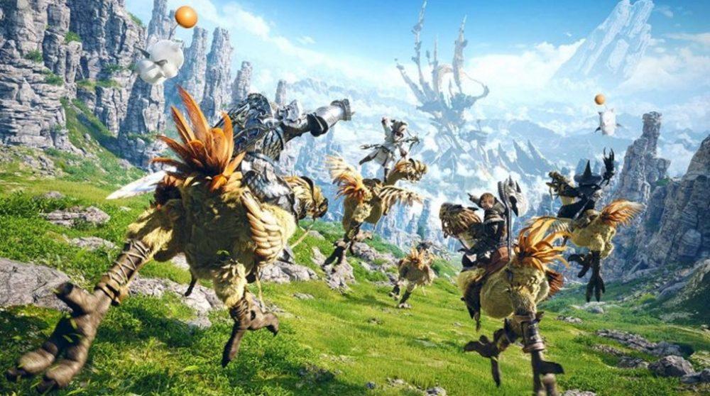 Final Fantasy serie Amazon / Filmz.dk