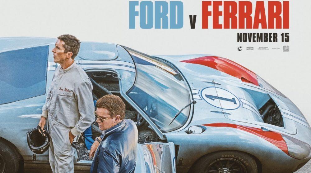 Ford v Ferrari trailer / Filmz.dk