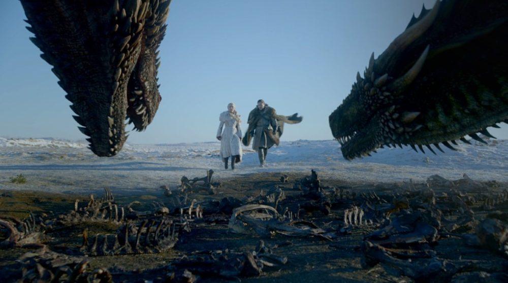 game of thrones prequel optagelser i gang første billede location / Filmz.dk