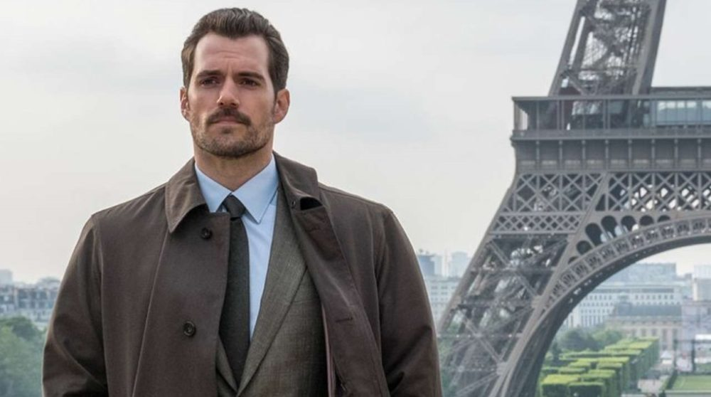 henry cavill superman skuespiller sherlock holmes stranger things millie bobby brown / Filmz.dk