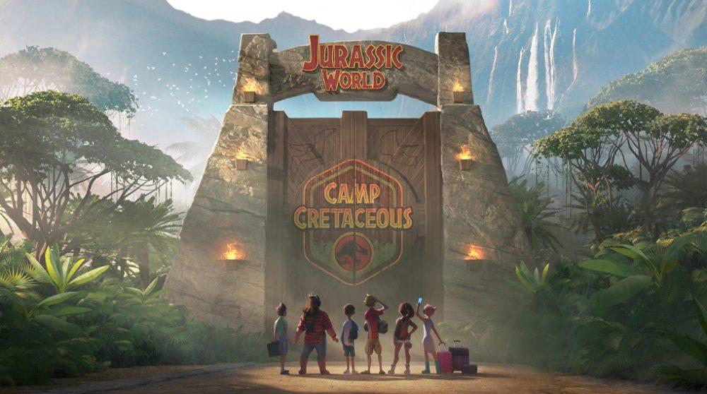 Jurassic World serie Camp Cretaceous Netflix / Filmz.dk