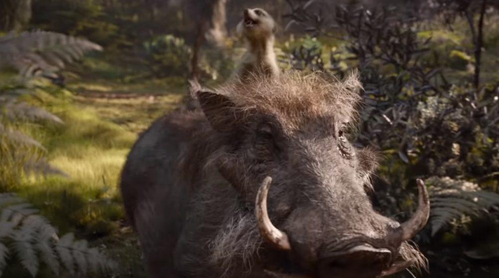 løvernes konge ny 2019 danske stemmer originale tilbage timon pumba trailer/ Filmz.dk