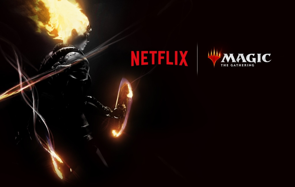 Magic The Gathering serie Netflix Russo brødrene / Filmz.dk