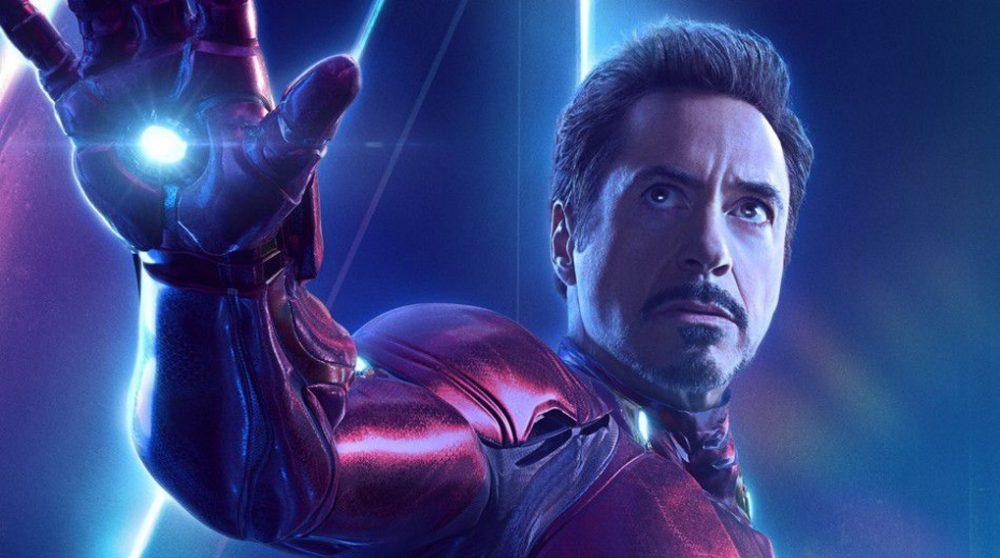 marvel avengers endgame repremiere ny udgave plakat iron man spoilers / Filmz.dk