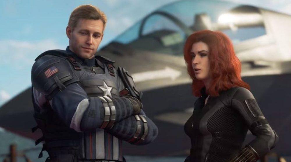 Marvel's Avengers spil Hawkeye / Filmz.dk