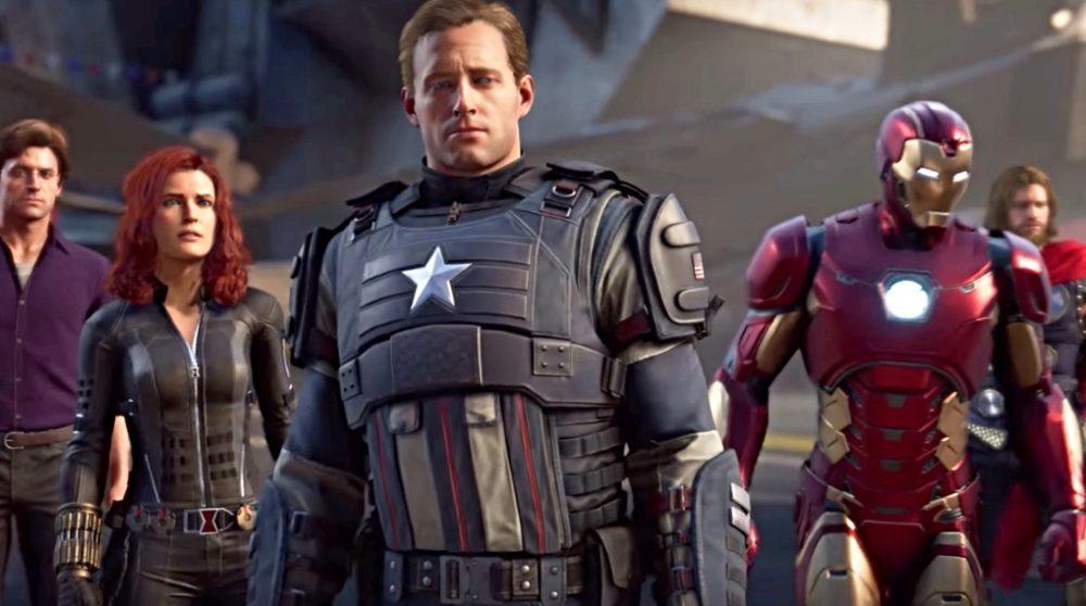 Marvel's Avengers spil ligner ikke MCU / Filmz.dk