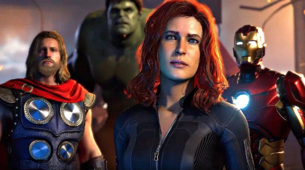 Marvel's Avengers spil trailer / Filmz.dk