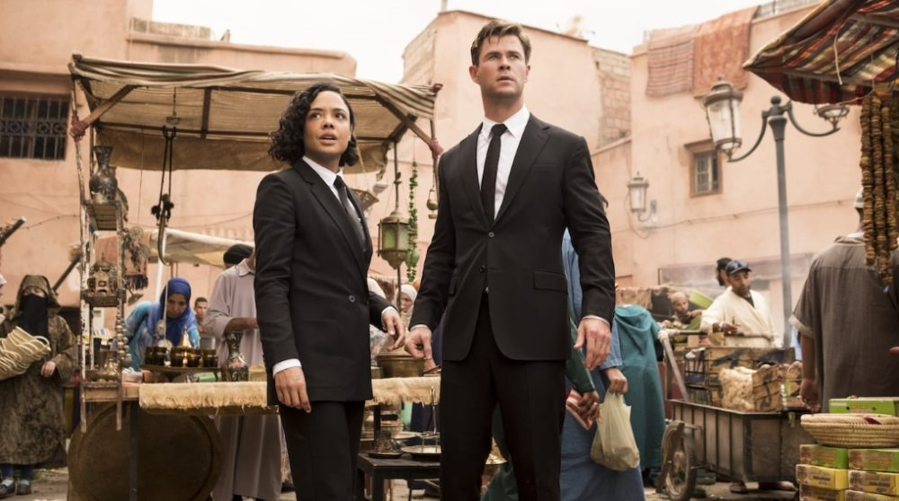 Men in Black 4 International Rotten Tomatoes anmeldelser / Filmz.dk