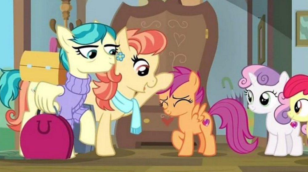 My Little Pony lesbisk par homoseksuelle første lgbt / Filmz.dk