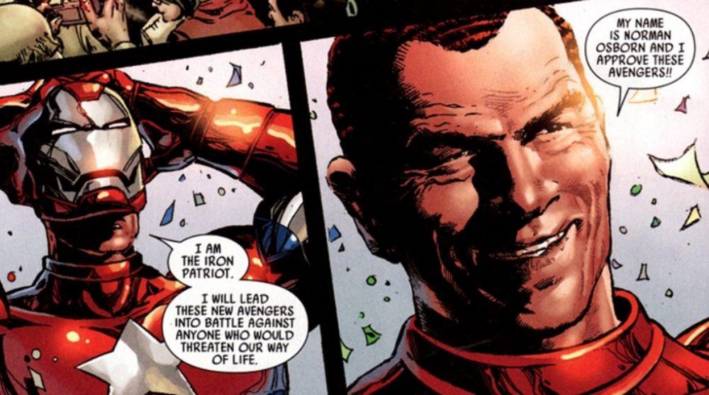 Norman Osborn Phase 4 MCU Marvel / Filmz.dk