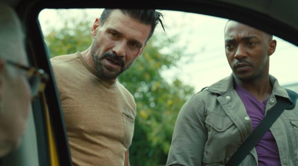 Point Blank Netflix trailer Marvel / Filmz.dk