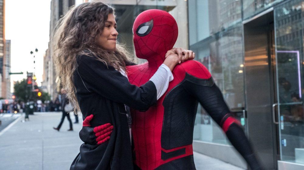 Spider-Man Far From Home rating aldersgrænse PG-13 / Filmz.dk