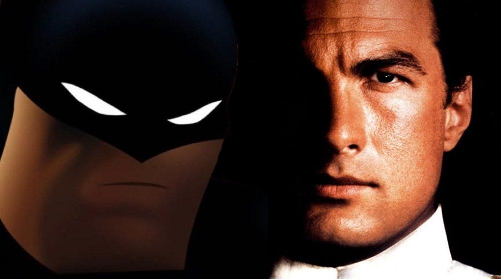 Steven Seagal Batman / Filmz.dk