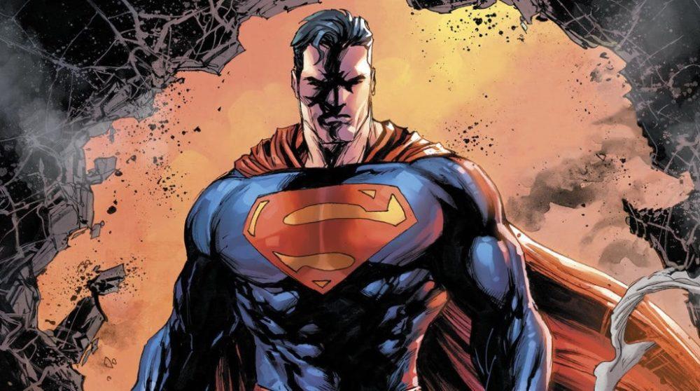 superman skitser storyboards j j abrams warner bros aftale dc / Filmz.dk