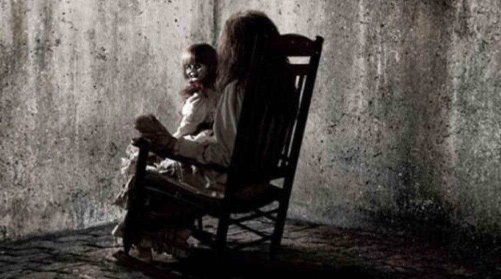 The Conjuring 3 billede optagelser / Filmz.dk