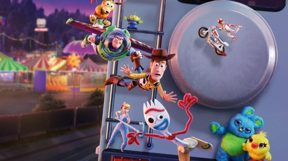 toy story 4 største globale åbning weekend nogensinde animationsfilm usa danmark / Filmz.dk