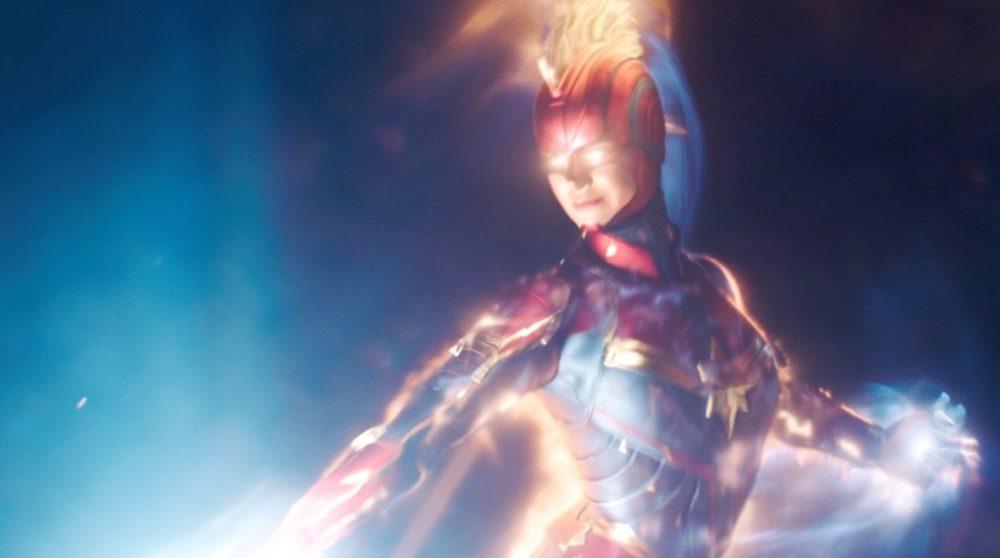 x-men dark phoenix billede slutning ligner captain marvel / Filmz.dk