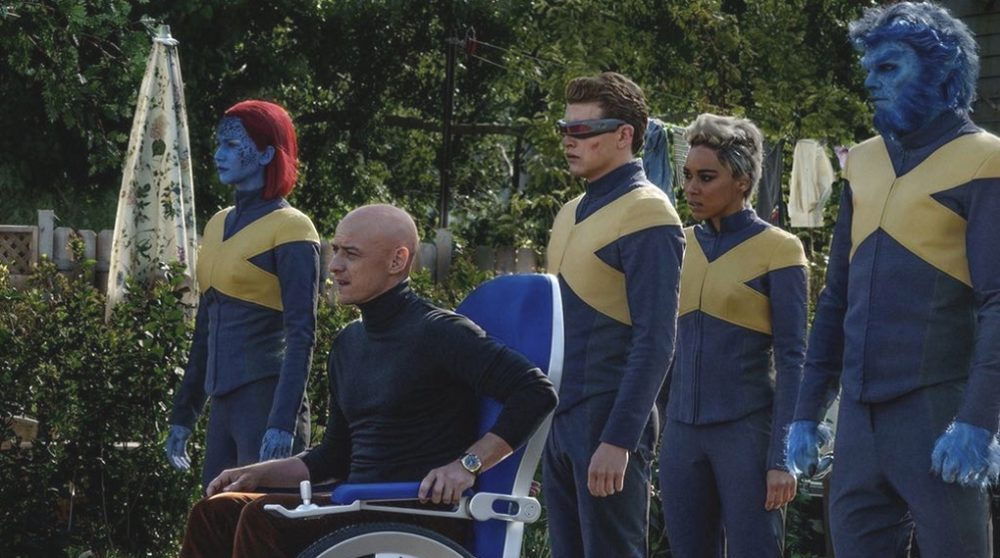 X-Men Dark Phoenix Rotten Tomatoes score værste / Filmz.dk
