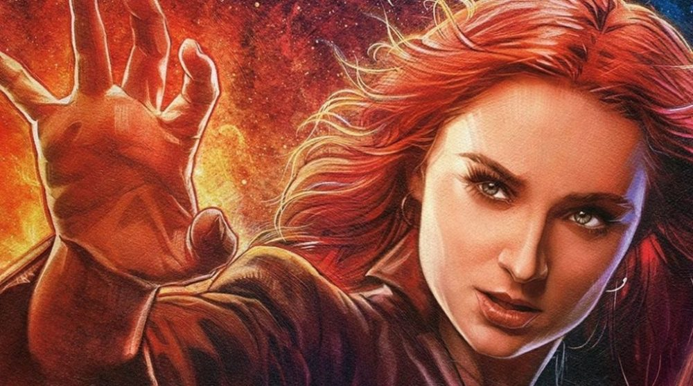 X-Men Dark Phoenix Captain Marvel / Filmz.dk