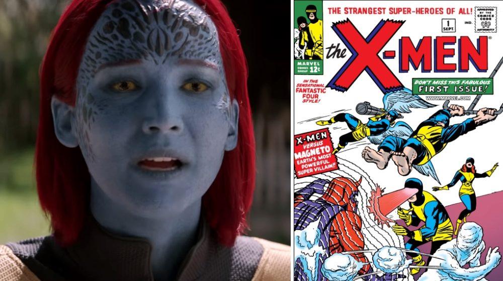 X-Men navn køn kvinder MCU Marvel / Filmz.dk