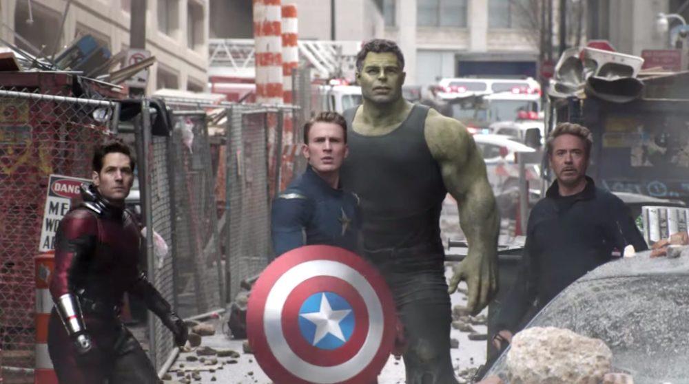 Avengers Endgame detaljer ny udgave repremiere / Filmz.dk