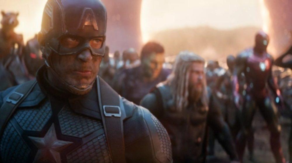 Avengers Endgame rerelease ny udgave trailer / Filmz.dk