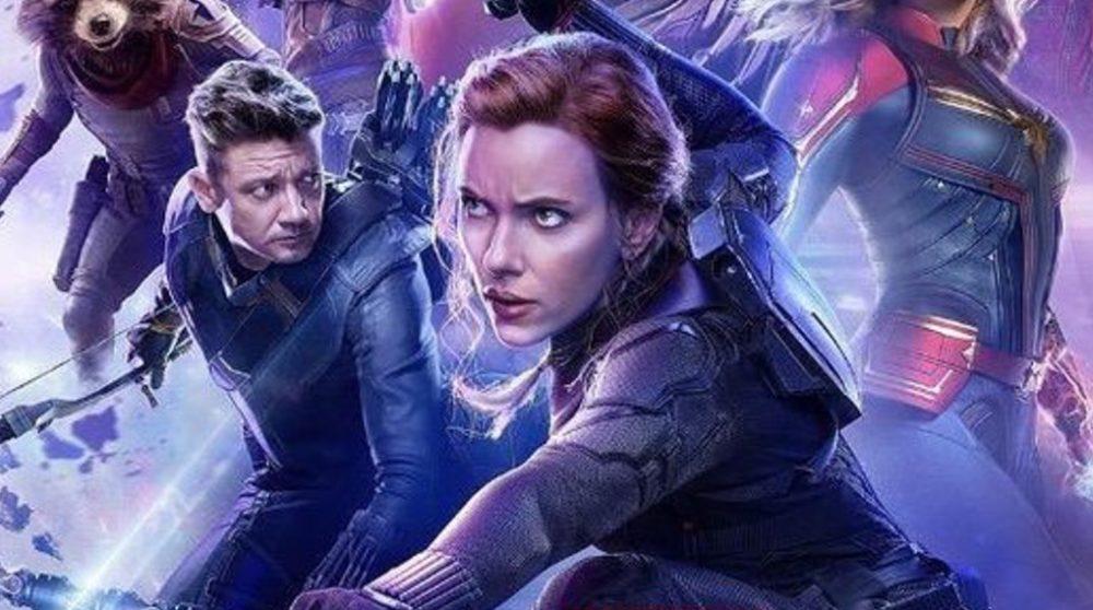 Black Widow MCU tidslinje Avengers Endgame / Filmz.dk