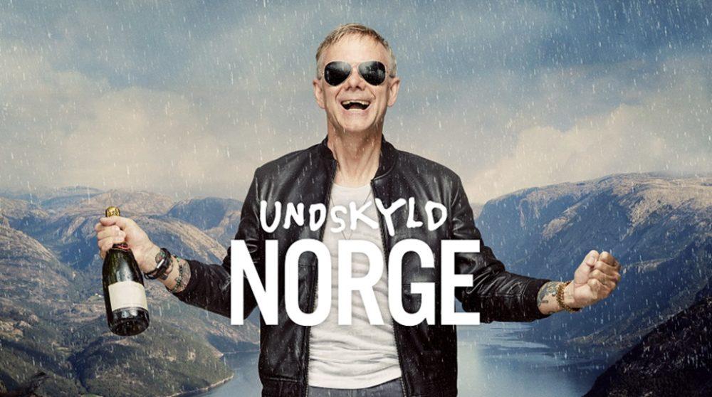 Casper Christensen Undskyld Norge trailer / Filmz.dk