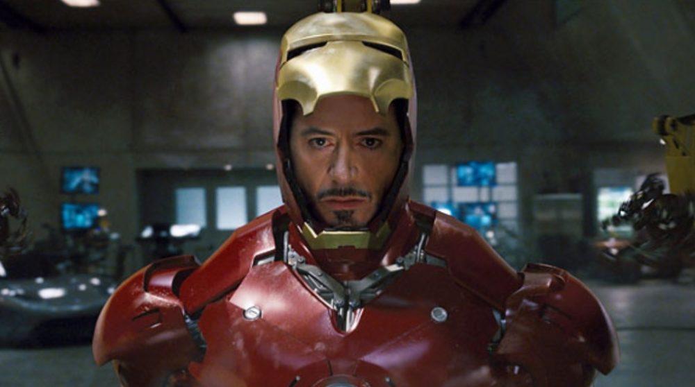 Robert Downey Jr. casting audition Iron Man MCU video / Filmz.dk