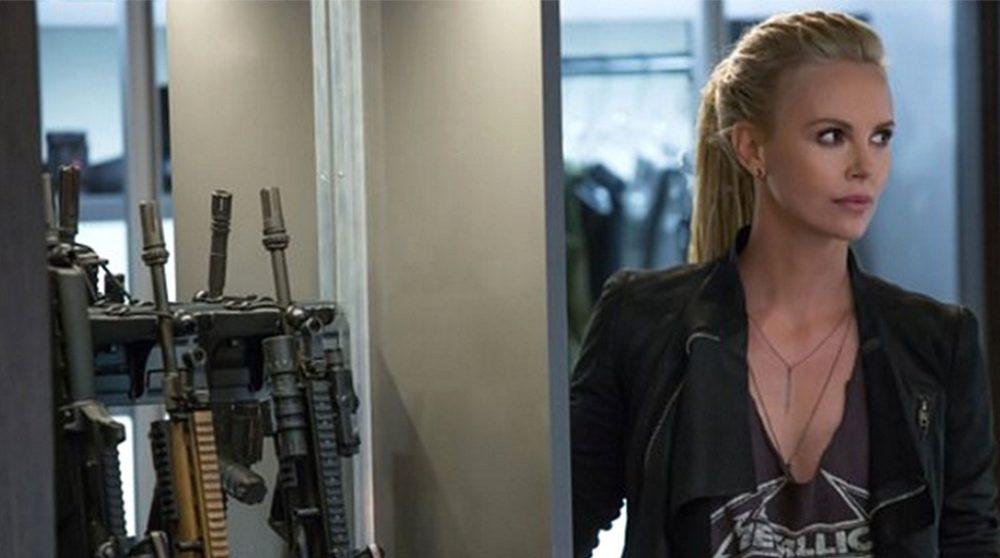 Chrlize Theron Helen Mirren Fast Furious 9 / Filmz.dk