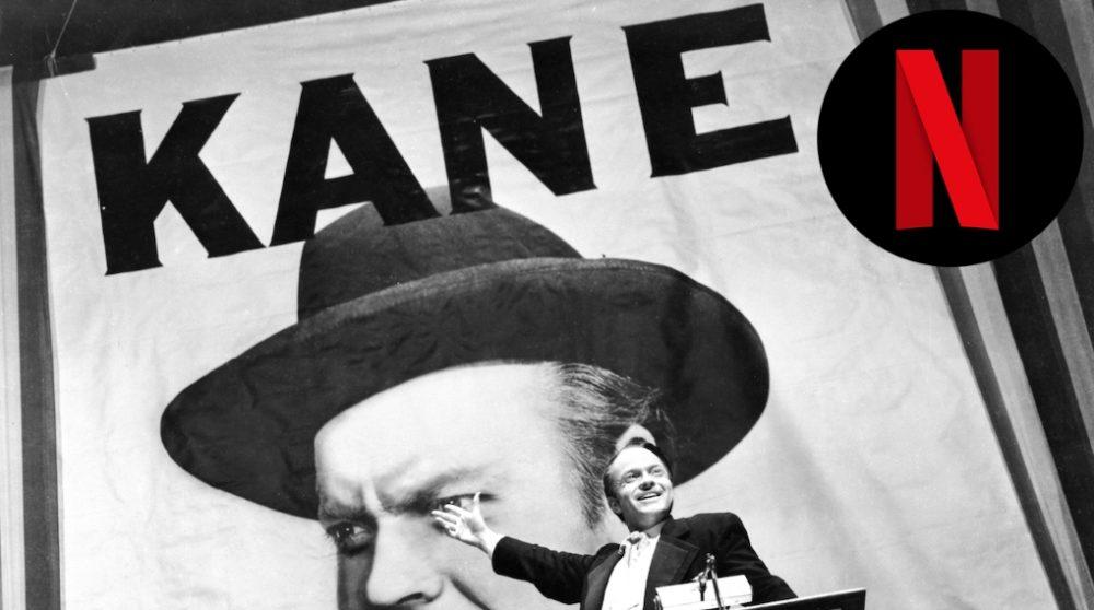 Citizen Kane biopic David Fincher Netflix / Filmz.dk