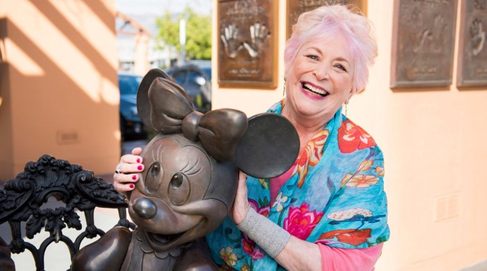 Disney Minnie Mouse Russi Taylor død / Filmz.dk