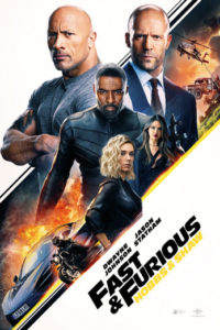 Fast & Furious Hobbs & Shaw anmeldelse / Filmz.dk