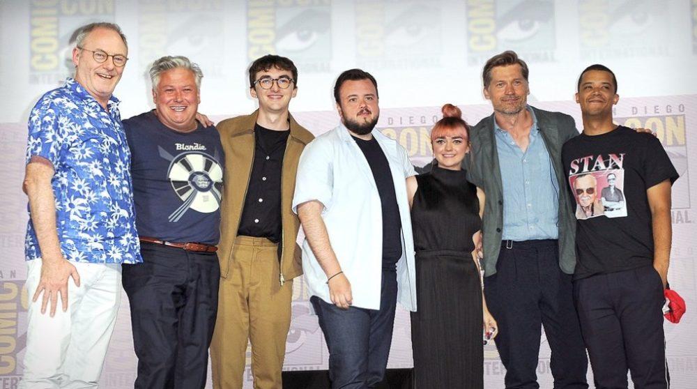Game of Thrones Sæson 8 kritik Comic Con medierne had / Filmz.dk