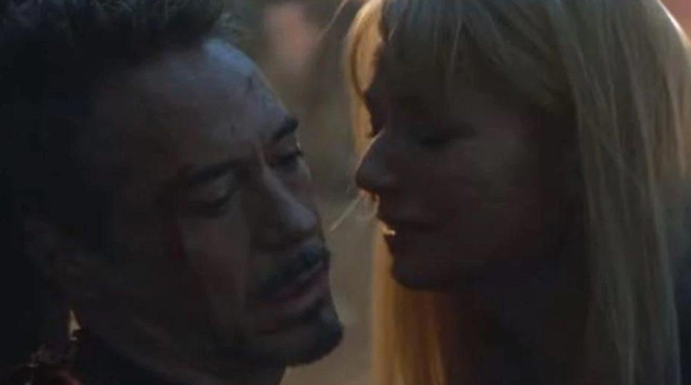 Iron Man dør fraklip Avengers: Endgame / Filmz.dk