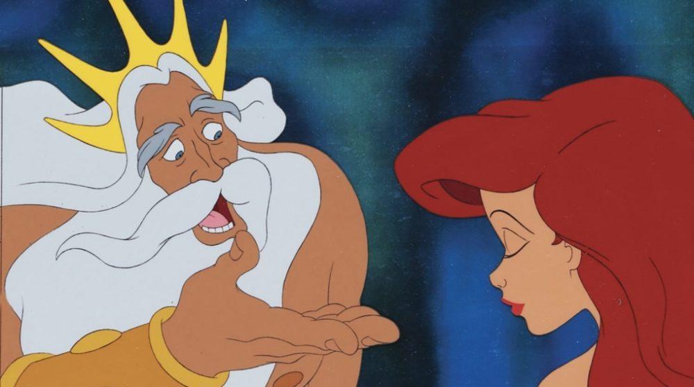 Kong Triton Javier Bardem Den lille havfrue remake 2019 Disney / Filmz.dk