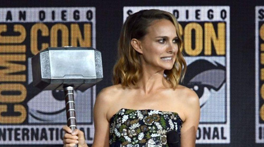 Kvindelig Thor Marvel MCU tegneserier / Filmz.dk