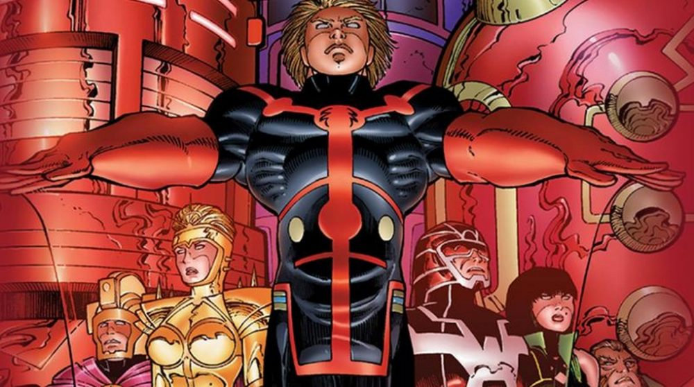 Marvel MCU optakt læs The Eternals / Filmz.dk