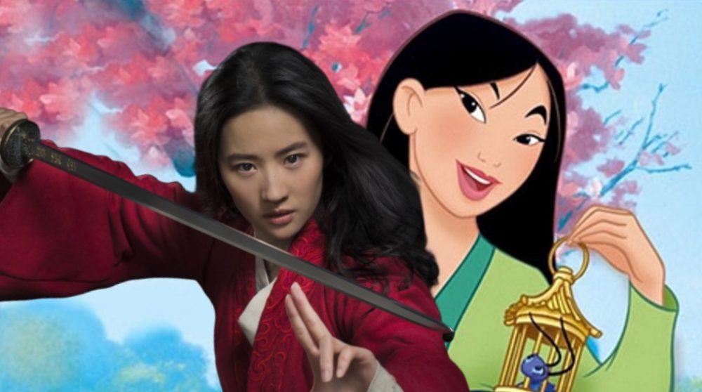 Mulan trailer Disney / Filmz.dk