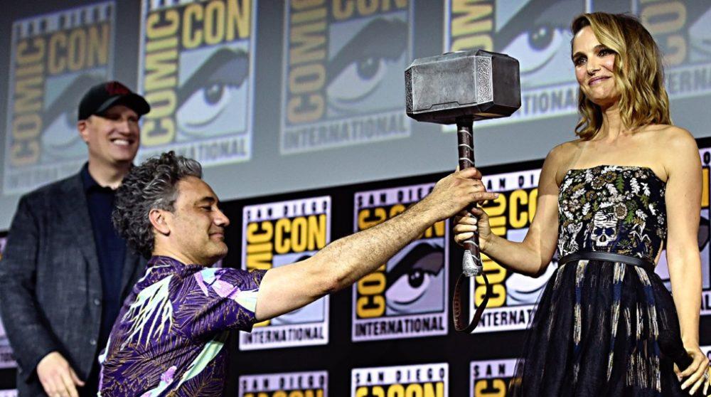 Natalie Portman kontrakt Marvel Thor Love and Thunder / Filmz.dk