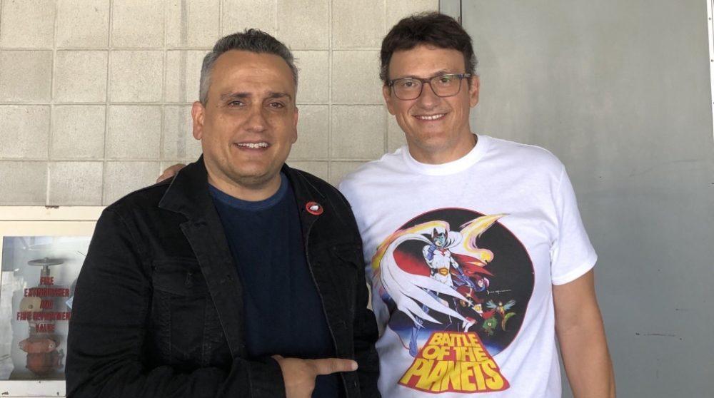 Russo brødrene Comic-Con 2019 8 projekter Cherry / Filmz.dk