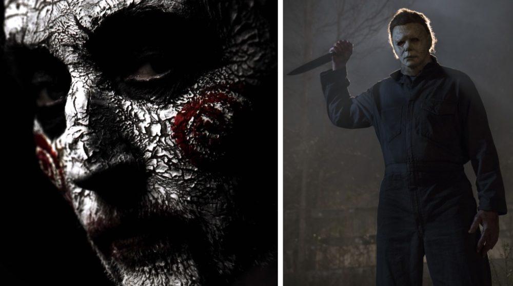Saw 9 Halloween Kills premiere dato / Filmz.dk