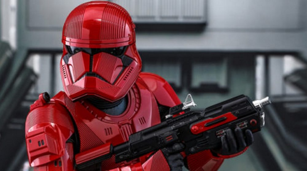 Sith Trooper Star Wars The Rise of Skywalker / Filmz.dk