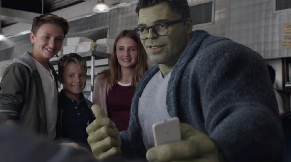 Smart Hulk test publikum Infinity War Marvel / Filmz.dk