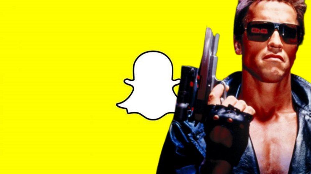 Arnold Schwarzenegger Snapchat serie / Filmz.dk