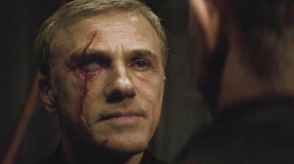 Spectre Blofeld Christoph Waltz Bond 25 / Filmz.dk