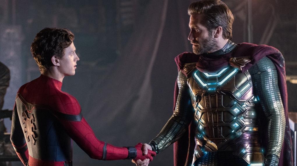 Spider-Man Far From Home anmeldelse / Filmz.dk