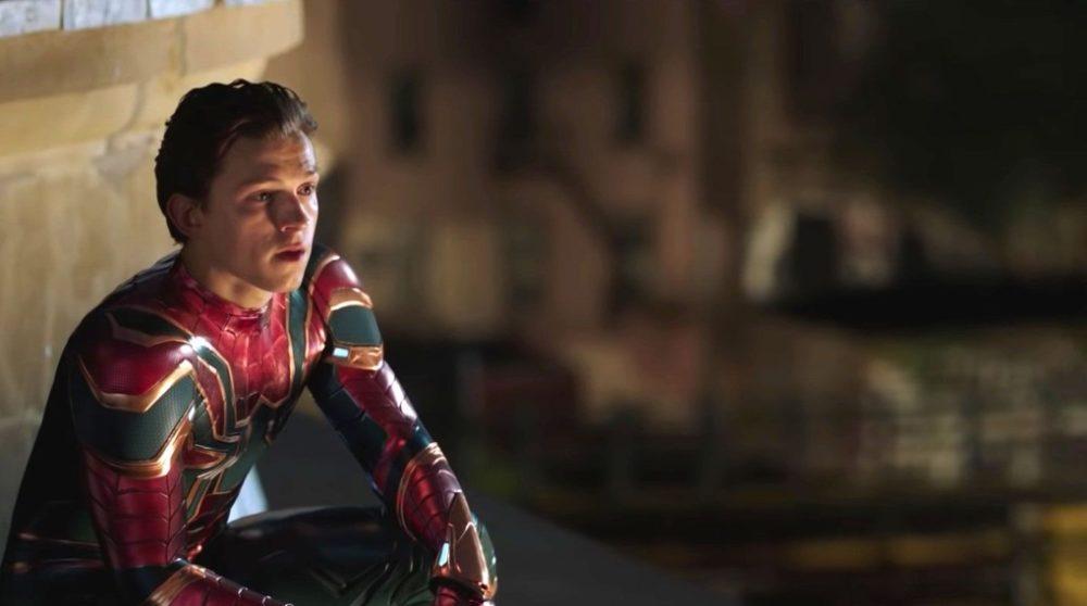 Spider-Man Far From Home MCU Marvel Phase 4 fremtiden / Filmz.dk